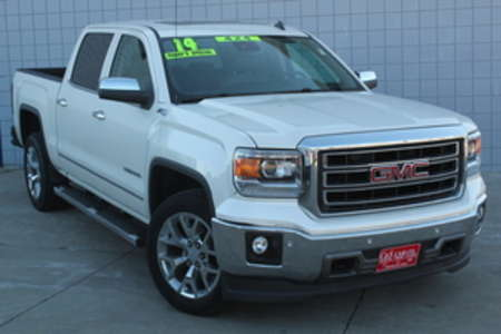 2014 GMC Sierra 1500 SLT Crew Cab 4WD for Sale  - 14456A  - C & S Car Company