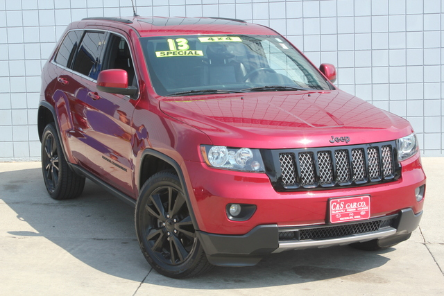 2013 Jeep Grand Cherokee  - C & S Car Company