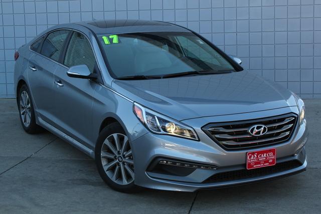 2017 Hyundai Sonata  - C & S Car Company