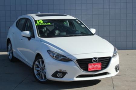 2014 Mazda Mazda3 Grand Touring Hatchback for Sale  - 14438  - C & S Car Company