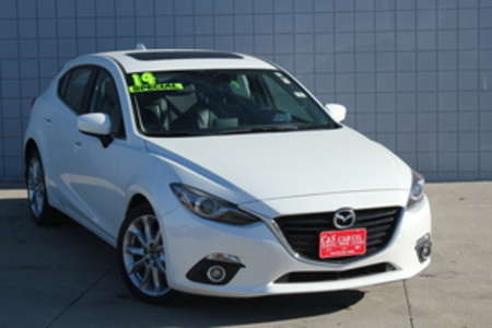 2014 Mazda Mazda3 Grand Touring Hatchback for Sale  - 14438  - C & S Car Company