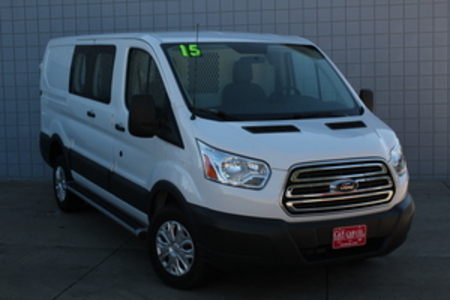 2015 Ford Transit Cargo Van T-250 Low Roof for Sale  - 14357  - C & S Car Company