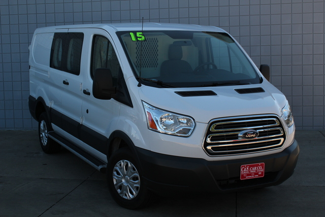 2015 Ford Transit Cargo Van  - C & S Car Company