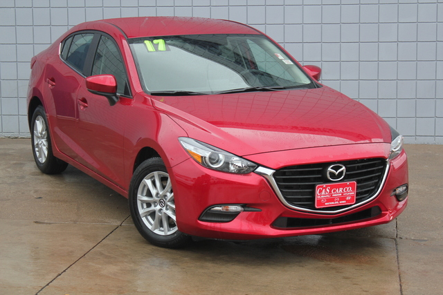 2017 Mazda MAZDA3 4-Door  - C & S Car Company