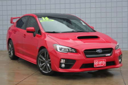 2016 Subaru WRX Limited  AWD for Sale  - SB5933A  - C & S Car Company
