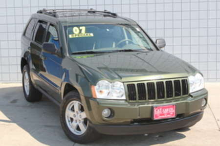 2007 Jeep Grand Cherokee Laredo 4WD for Sale  - SB5738B  - C & S Car Company
