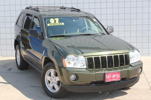 2007 Jeep Grand Cherokee  - C & S Car Company