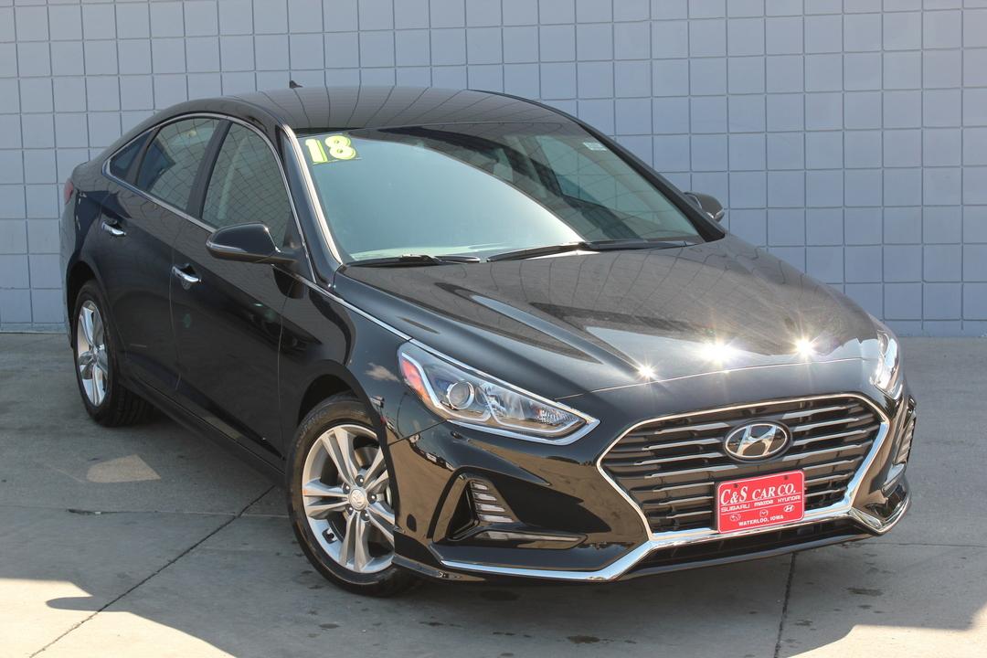 2018 Hyundai Sonata  - C & S Car Company