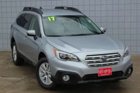 2017 Subaru Outback 2.5i Premium w/Eyesight for Sale  - SB5921  - C & S Car Company