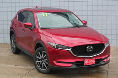 2017 Mazda CX-5 Grand Touring  AWD for Sale  - MA2883  - C & S Car Company