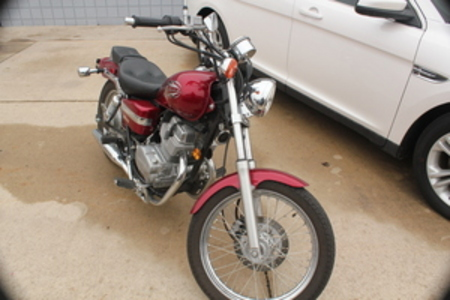2012 Motorcycle Honda Rebel for Sale  - SB4846D  - C & S Car Company