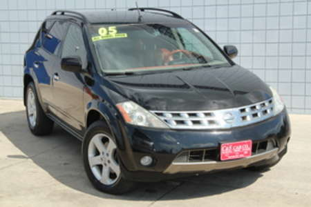 2005 Nissan Murano SL  AWD for Sale  - SB5884B1  - C & S Car Company