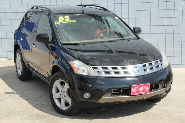 2005 Nissan Murano  - C & S Car Company