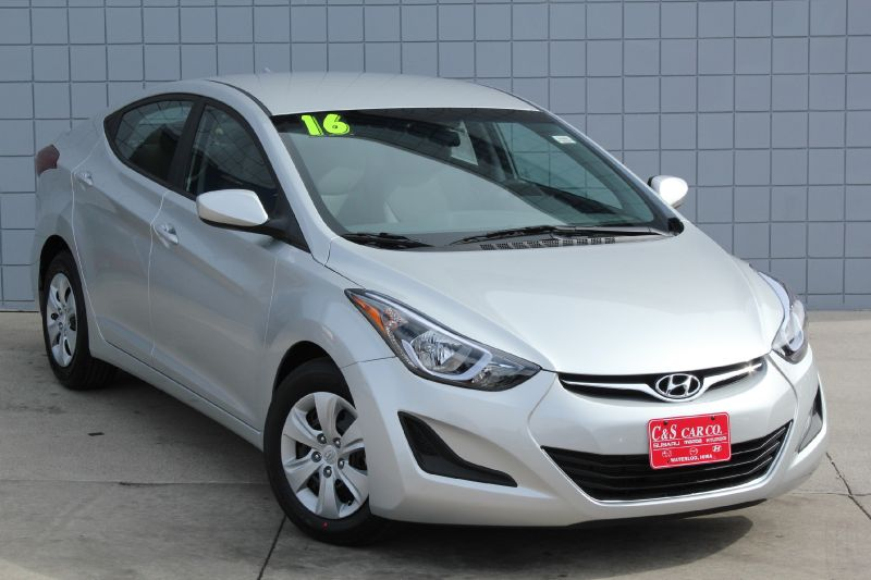 2016 Hyundai Elantra  - C & S Car Company