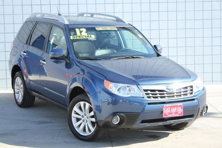 2012 Subaru Forester 2.5X Touring for Sale  - HY6706B  - C & S Car Company