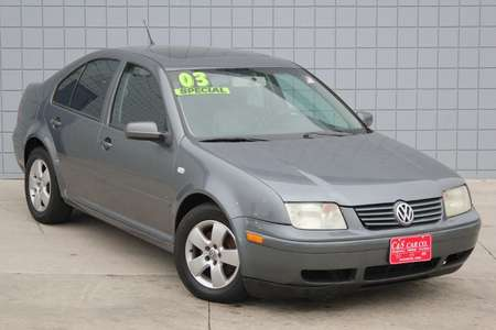 2003 Volkswagen Jetta GLS for Sale  - R14605  - C & S Car Company