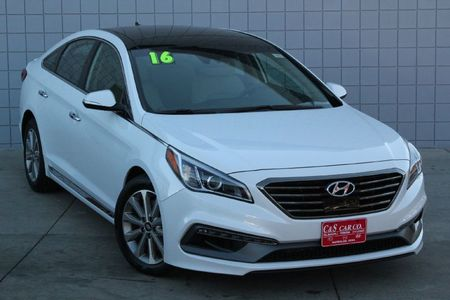 2016 Hyundai Sonata Limited for Sale  - 14420  - C & S Car Company