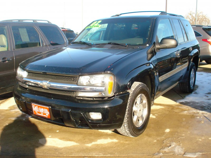 2002 Chevrolet TrailBlazer  - C & S Car Company