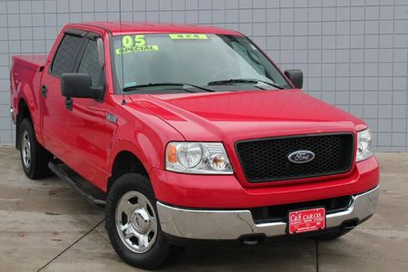 2005 Ford F-150 XLT  4WD for Sale  - 13820C1  - C & S Car Company