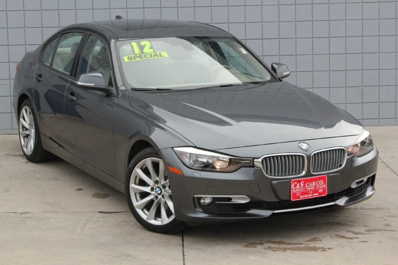 2012 BMW 3 Series  - C & S Car Company