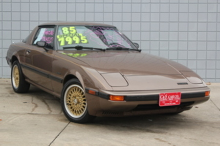 1985 Mazda RX-7 GS for Sale  - HY6911A  - C & S Car Company