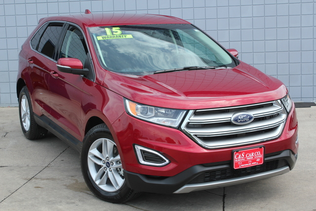 2015 Ford Edge  - C & S Car Company