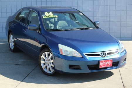 2006 Honda Accord EX-L for Sale  - SB6197A  - C & S Car Company