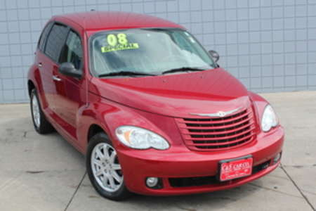 2008 Chrysler PT Cruiser Touring Edition for Sale  - MA2951A  - C & S Car Company
