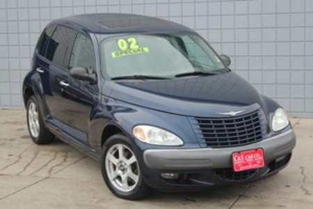 2002 Chrysler PT Cruiser Limited for Sale  - 14371A  - C & S Car Company
