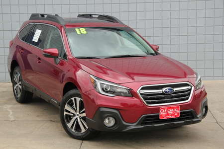 2018 Subaru Outback 3.6R Limited for Sale  - SB6203  - C & S Car Company