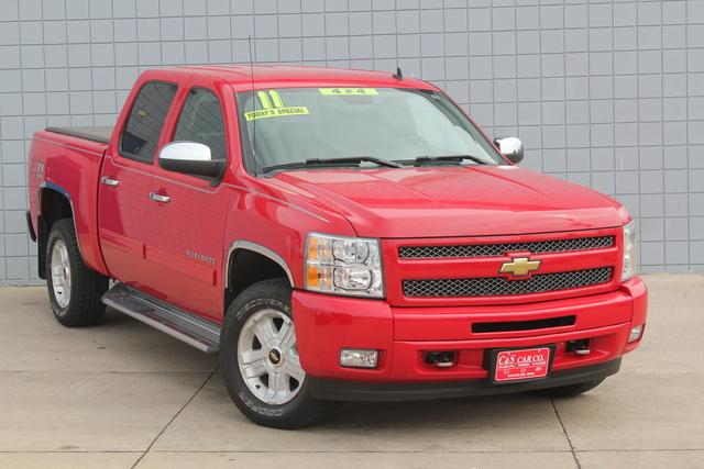 2011 Chevrolet Silverado 1500  - C & S Car Company