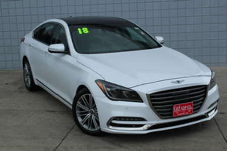 2018 Genesis G80 3.8 H-Trac for Sale  - HY7412  - C & S Car Company