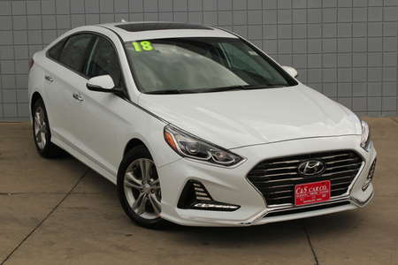 2018 Hyundai Sonata 2.4L Limited for Sale  - HY7437  - C & S Car Company