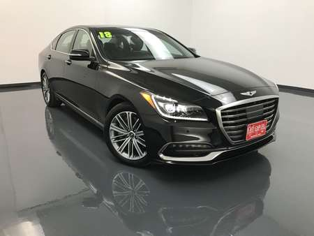 2018 Genesis G80 3.8 H-Trac for Sale  - HY7368  - C & S Car Company