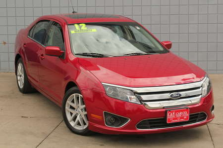 2012 Ford Fusion SEL for Sale  - SB6017B1  - C & S Car Company