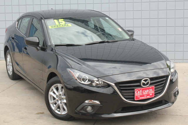 2015 Mazda Mazda3  - C & S Car Company