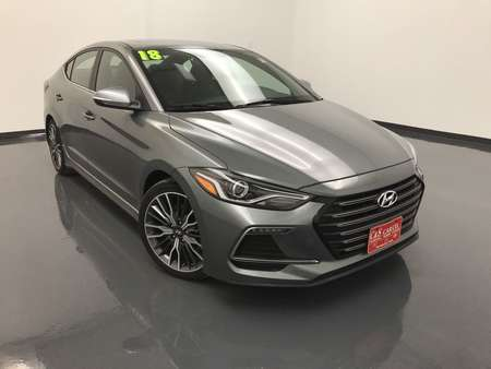 2018 Hyundai Elantra Sport for Sale  - HY7464  - C & S Car Company