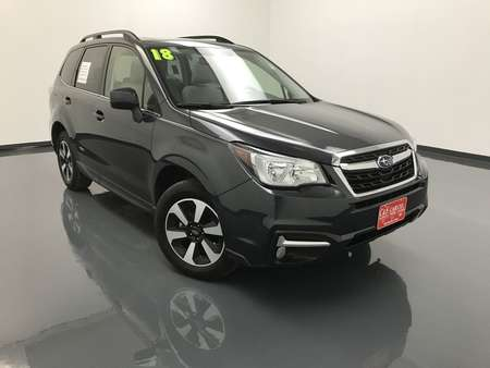 2018 Subaru Forester 2.5i Limited for Sale  - SB6218  - C & S Car Company