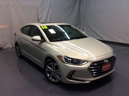 2018 Hyundai Elantra Limited for Sale  - HY7509  - C & S Car Company