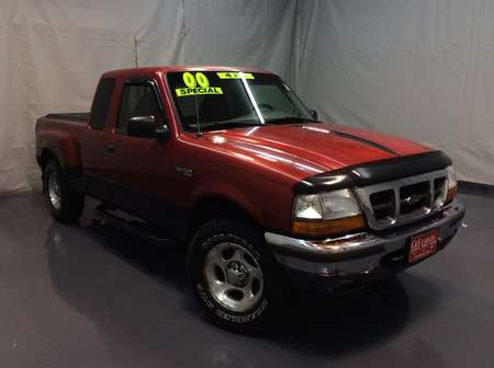 2000 Ford Ranger XLT  4WD for Sale  - SB6067A  - C & S Car Company