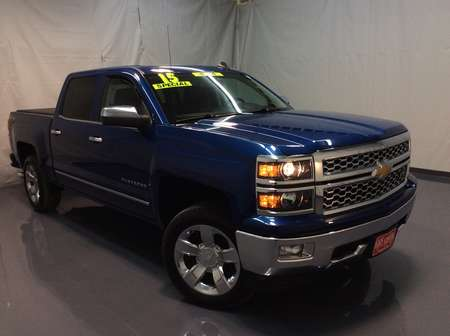2015 Chevrolet Silverado 1500 LTZ Crew Cab 4WD for Sale  - 14870  - C & S Car Company