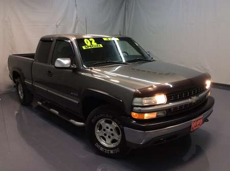 2002 Chevrolet Silverado 1500 LT 4WD Extended Cab for Sale  - 14835B2  - C & S Car Company