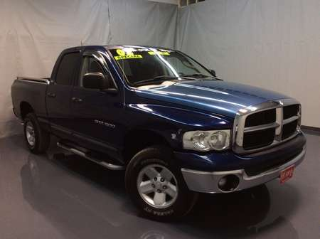 2002 Dodge Ram 1500 SLT Crew Cab 4x4 for Sale  - MA3007C2  - C & S Car Company