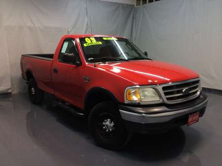 2003 Ford F-150 XL Reg Cab 4WD for Sale  - MA3007C1  - C & S Car Company