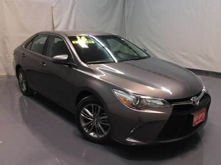 2016 Toyota Camry SE for Sale  - HY7536A  - C & S Car Company