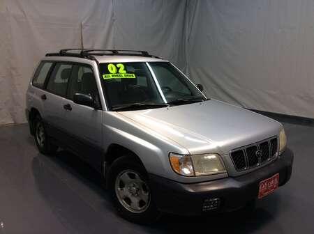 2002 Subaru Forester L  AWD for Sale  - SB6347B2  - C & S Car Company