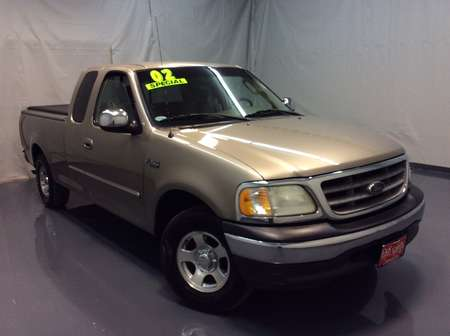 2002 Ford F-150 XLT Supercab for Sale  - SB6280C  - C & S Car Company