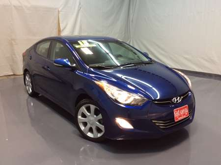 2013 Hyundai Elantra Limited for Sale  - HY7537A  - C & S Car Company