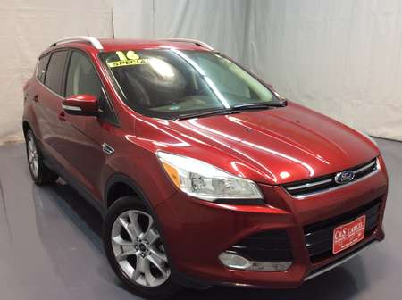2016 Ford Escape Titanium 4WD for Sale  - SB6395A  - C & S Car Company
