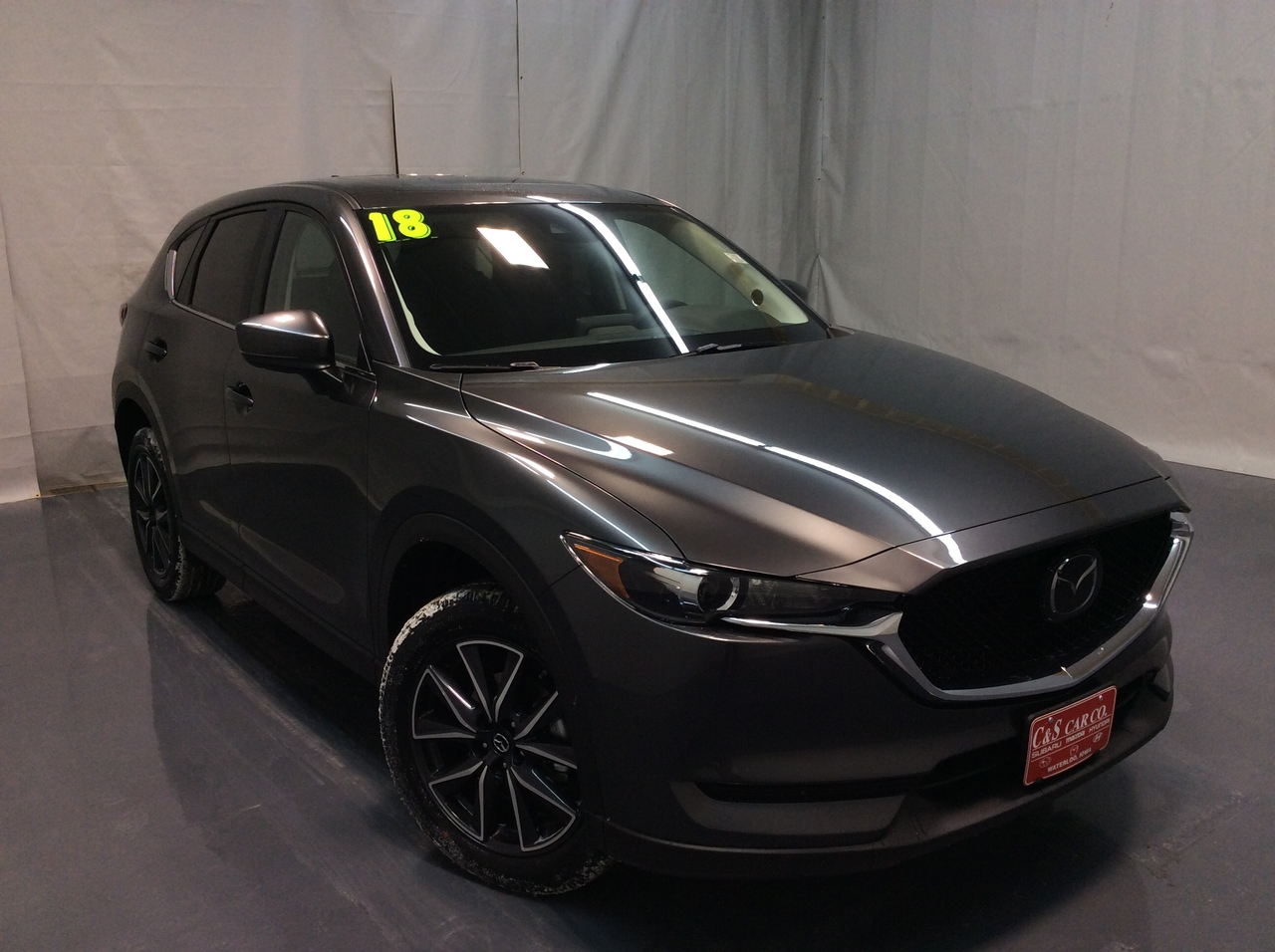 2018 Mazda CX-5  - C & S Car Company